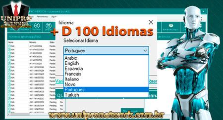 Vários Idiomas